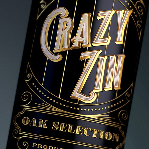 CRAZY ZIN Oak Selection