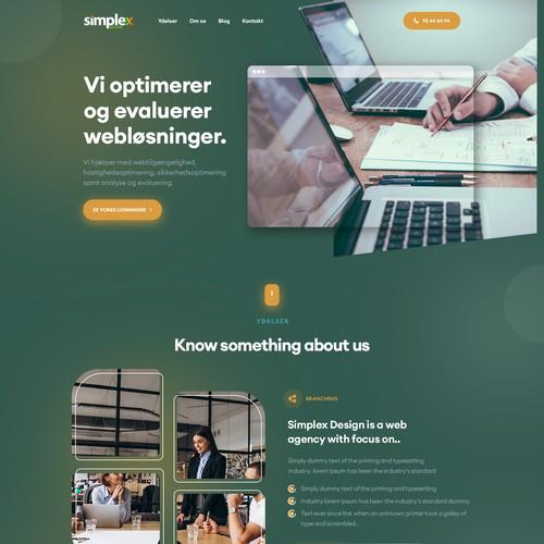 Simplex Design
