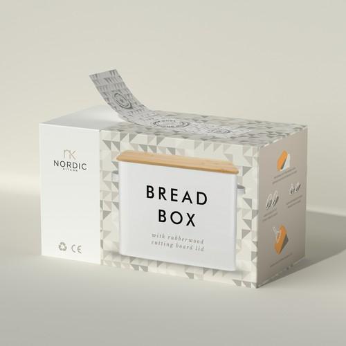 Box for Bread