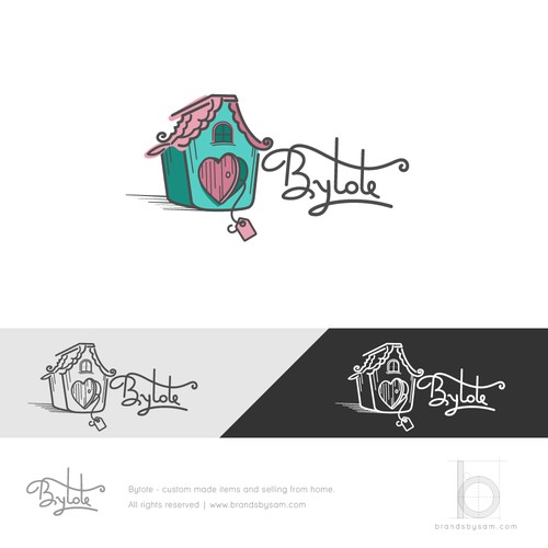Logo Design for Home/Custom Made Products Store