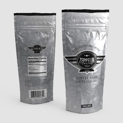 Silvering Coffee Pack