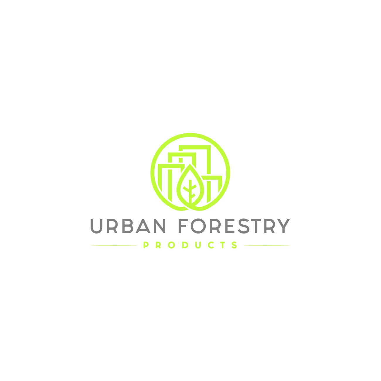 Furniture maker recycling urban trees into new creations in need of a creative logo design.