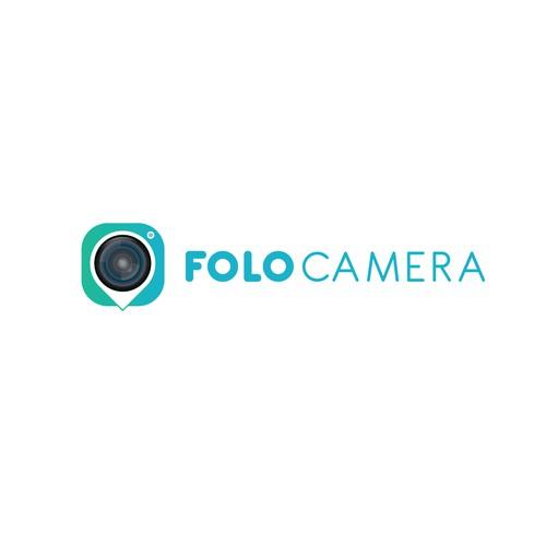 FOLO CAMERA - logo concept