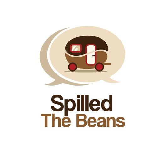 Spilled the Beans Logo