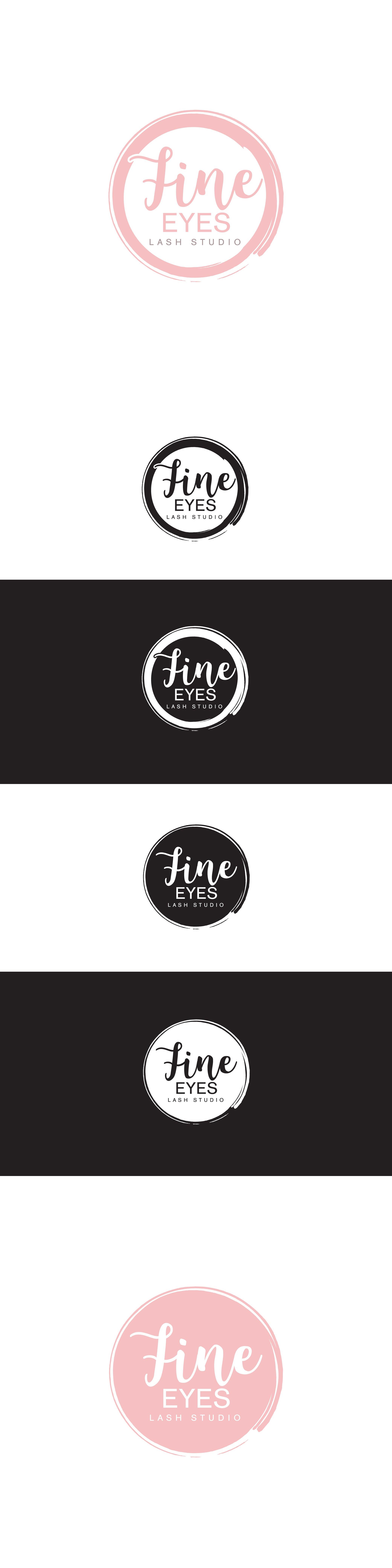 Lash Extension Artist needs classy & elegant logo