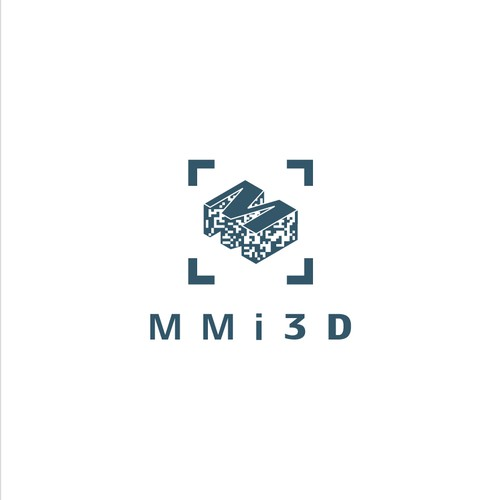 Logo concept for MMi 3D