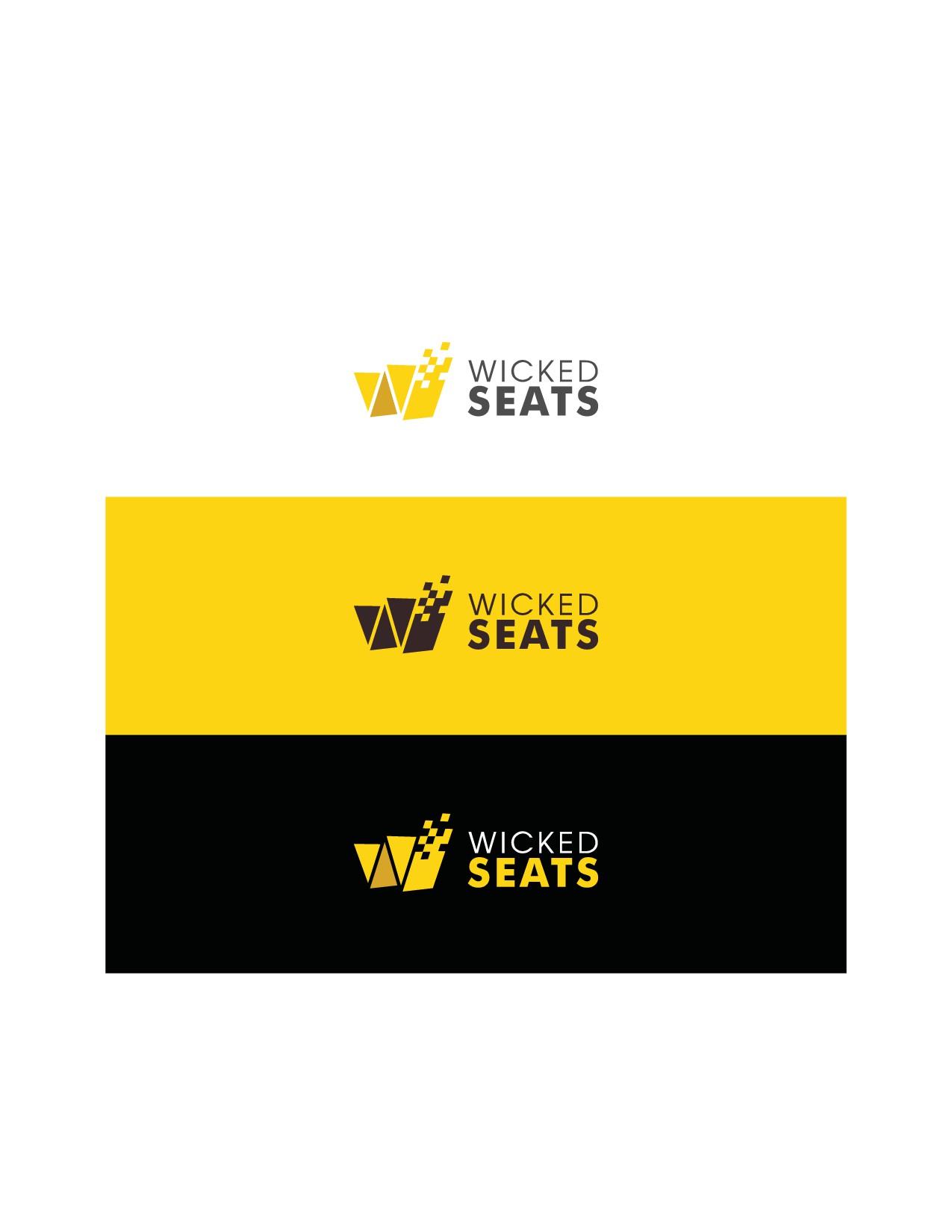 Design a modern logo for a ticket marketplace