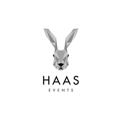 Logo design for Haas Events