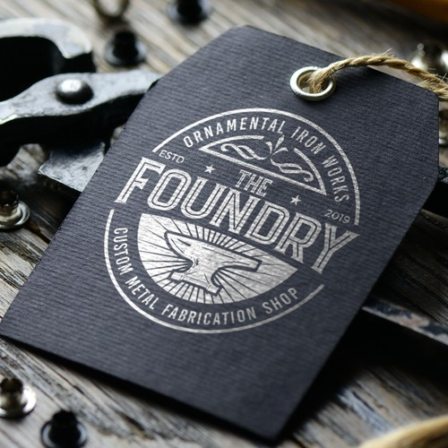 The Foundy Logo