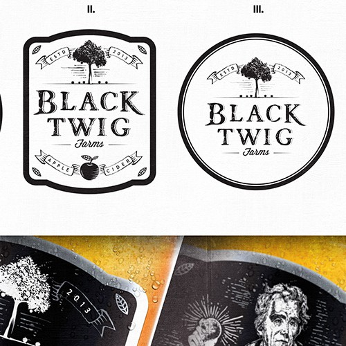Black Twig Farms needs a new logo