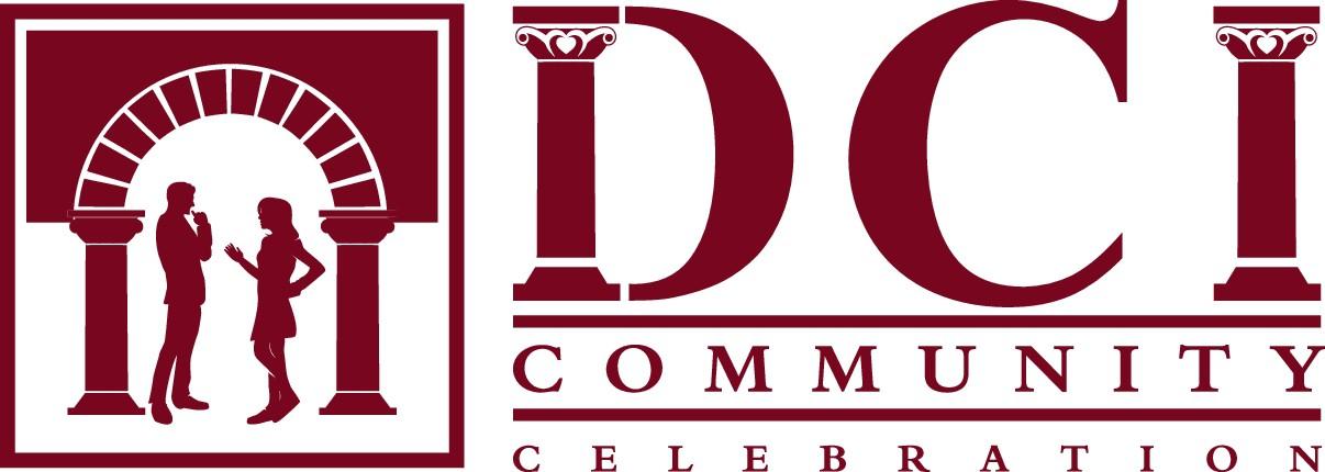 Revise DCI Community Celebration Logo