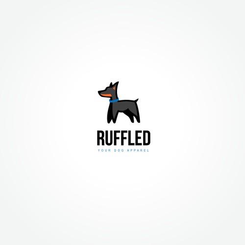 Urban Style Dog Logo