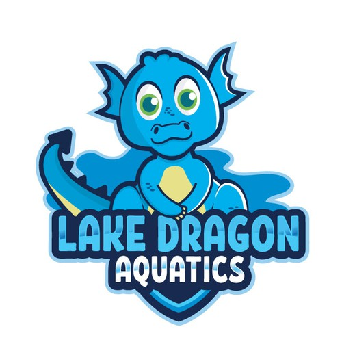lake dragon aquatics logo