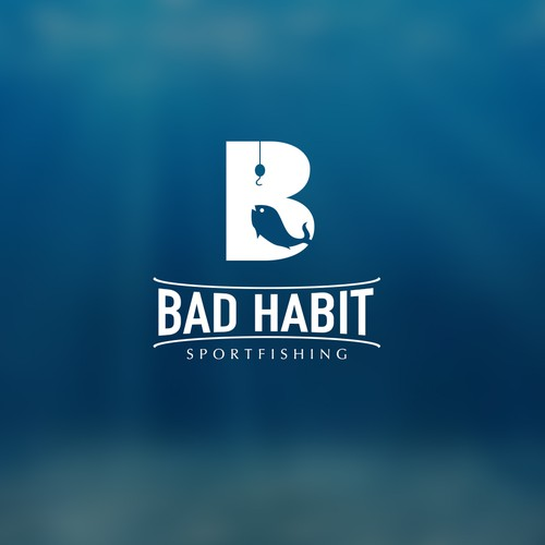 Logo for BAD HABIT