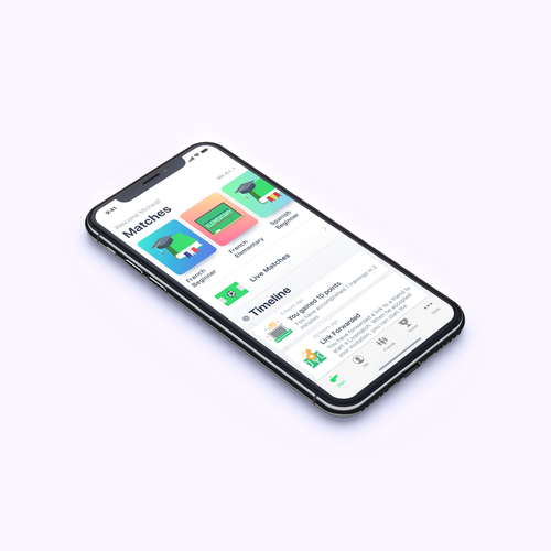 LearnMatch App - Redesign - iOS&Android