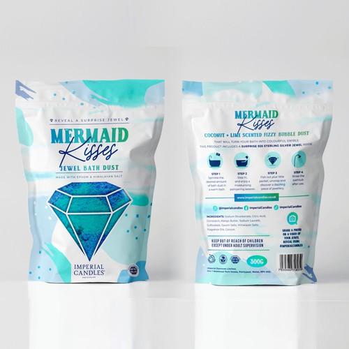 Bath Salt Packaging