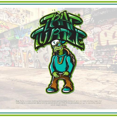 Trap Turtle
