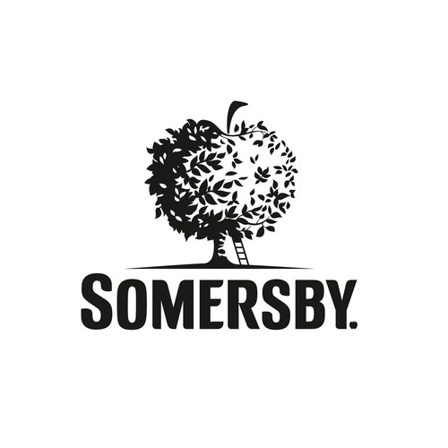 Logo concept for Somersby.