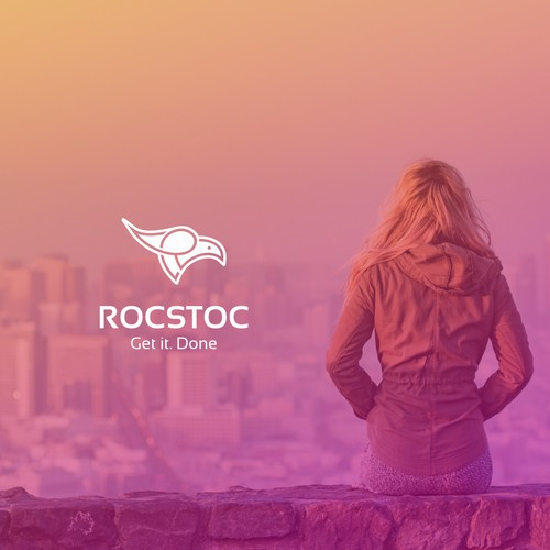 Eagle logo for Rocstoc