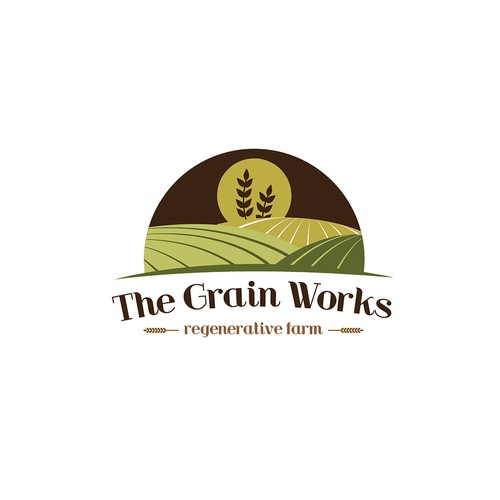 The Grain Works logo