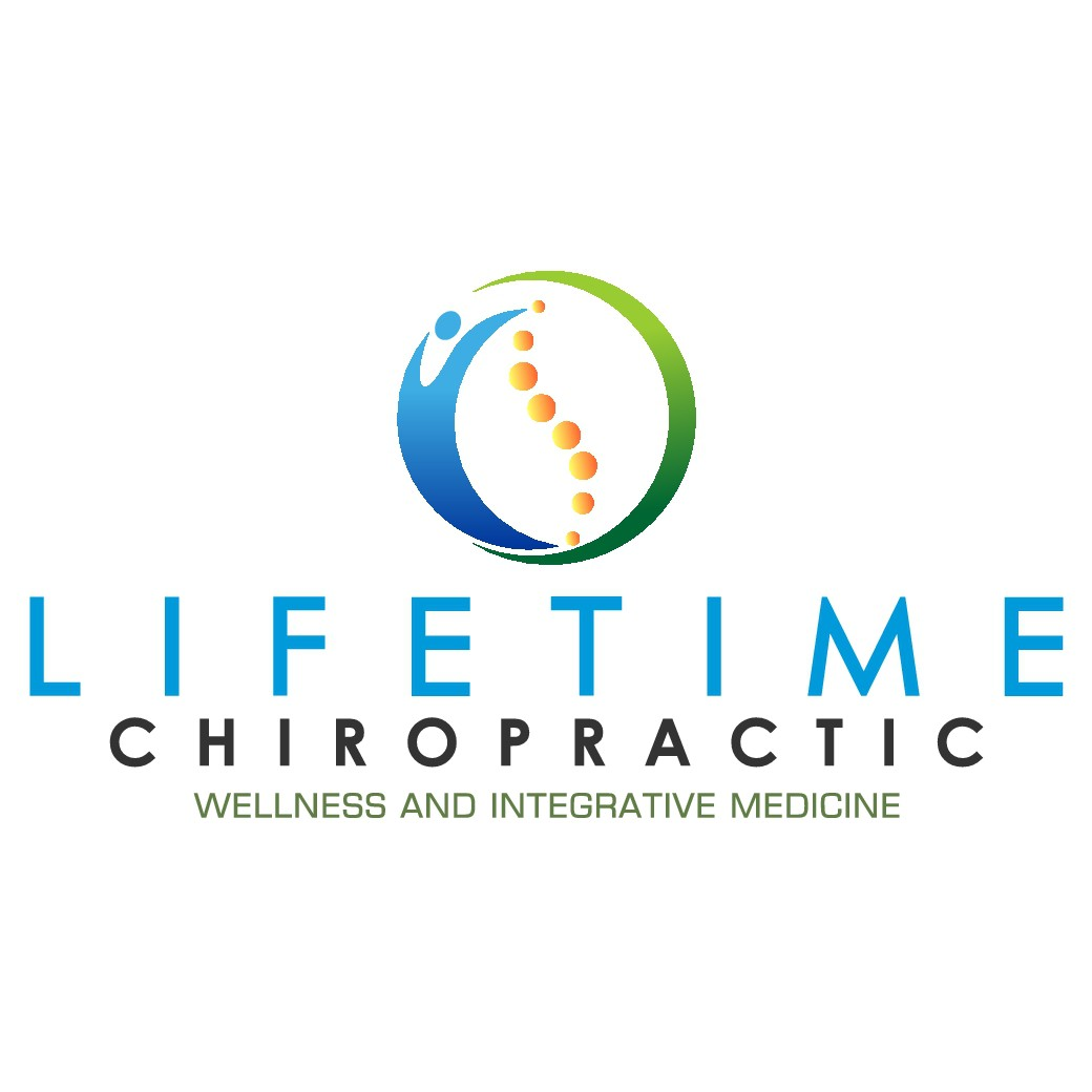 Lifetime Chiropractic 25-Year Old Logo needs a face lift!