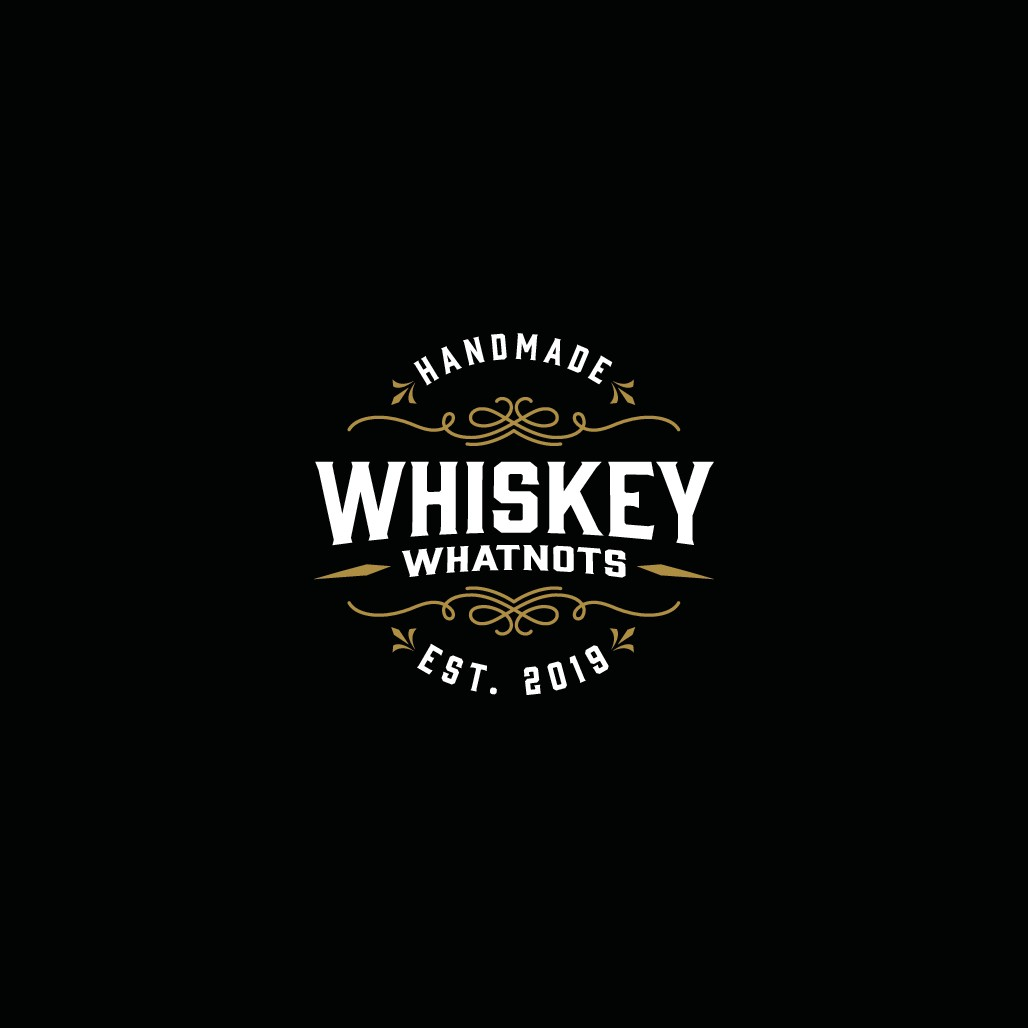 Whiskey Whatnots needs a handsome, fun logo!