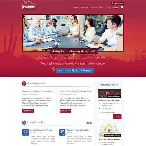 Association page - Phoenix