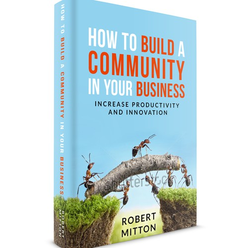 Book cover for business book