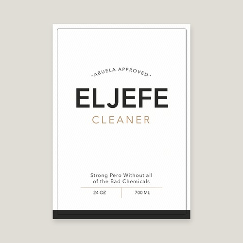 EL JEFE CLEANER