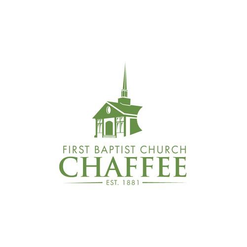 Logo for a Baptist Church