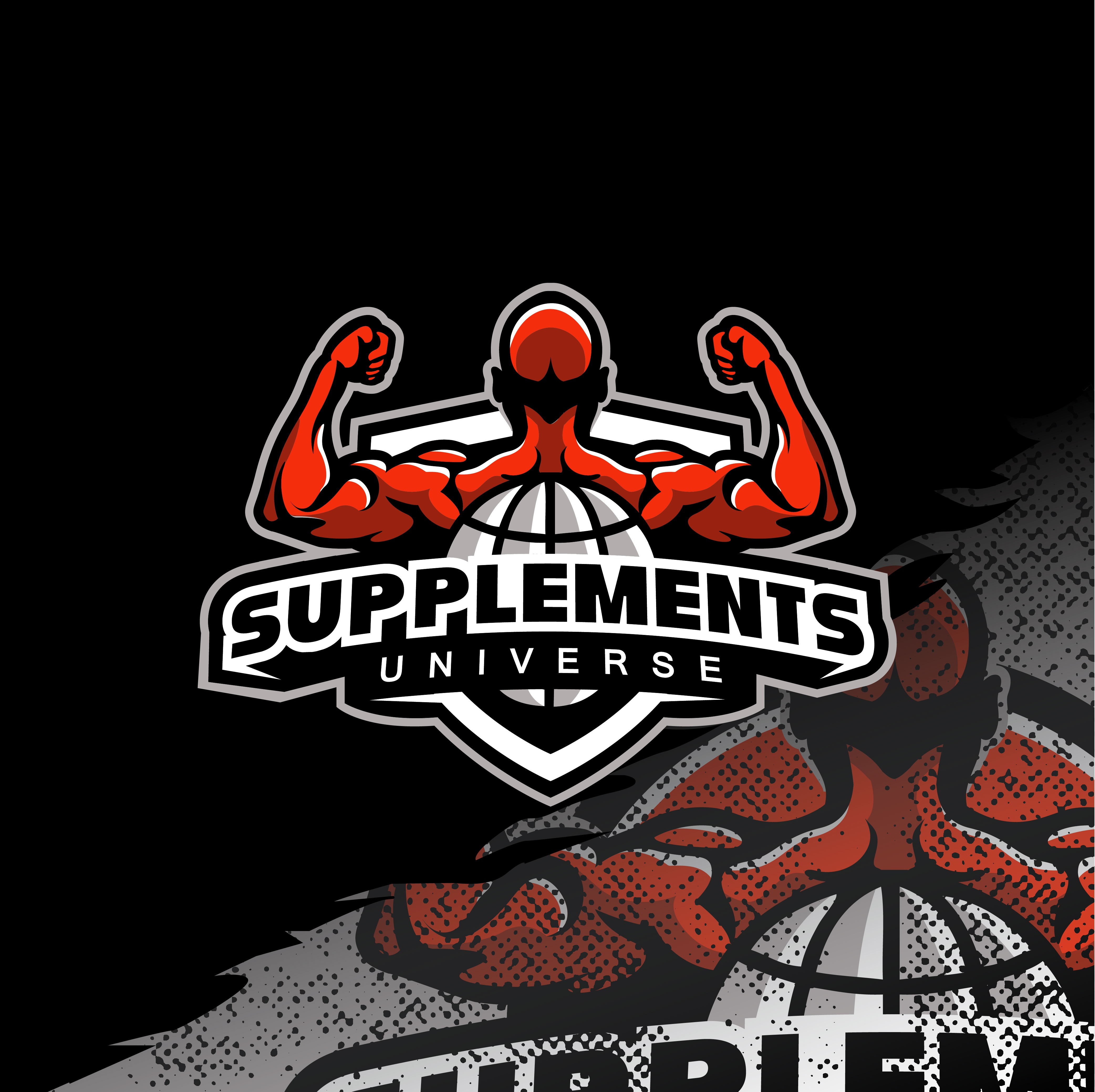 Looking for a logo a supplements store is born !!    Supplements Universe needs a logo