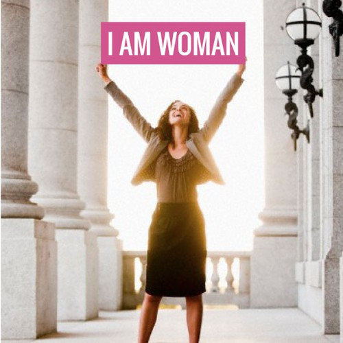 Looking for a creative and visionary designer for the I AM WOMAN project