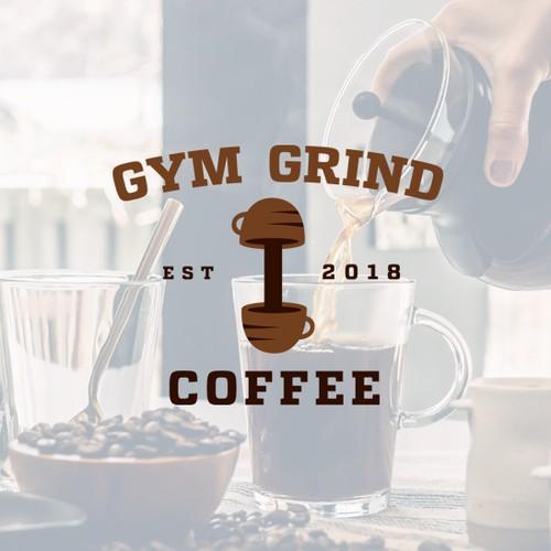GYM GRIND COFEE