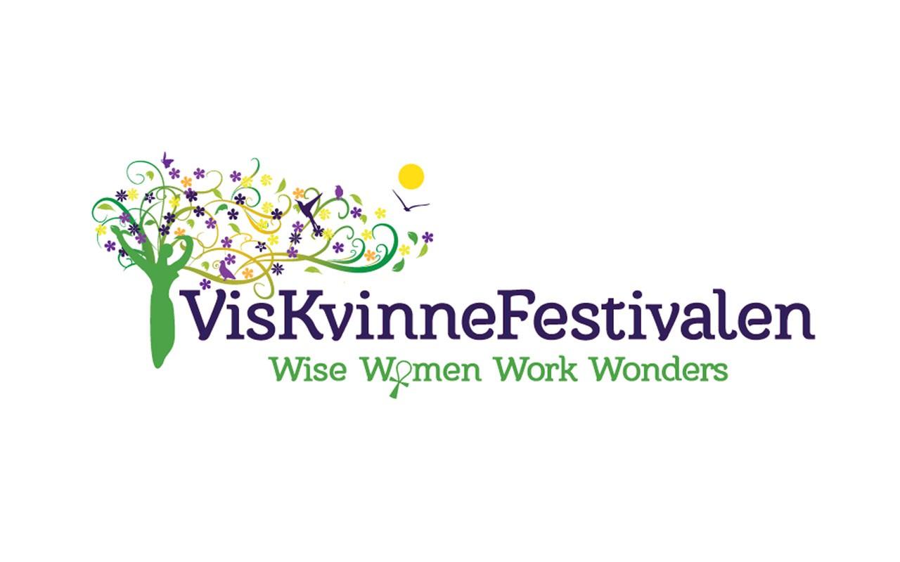 Create the next logo for VisKvinneFestivalen