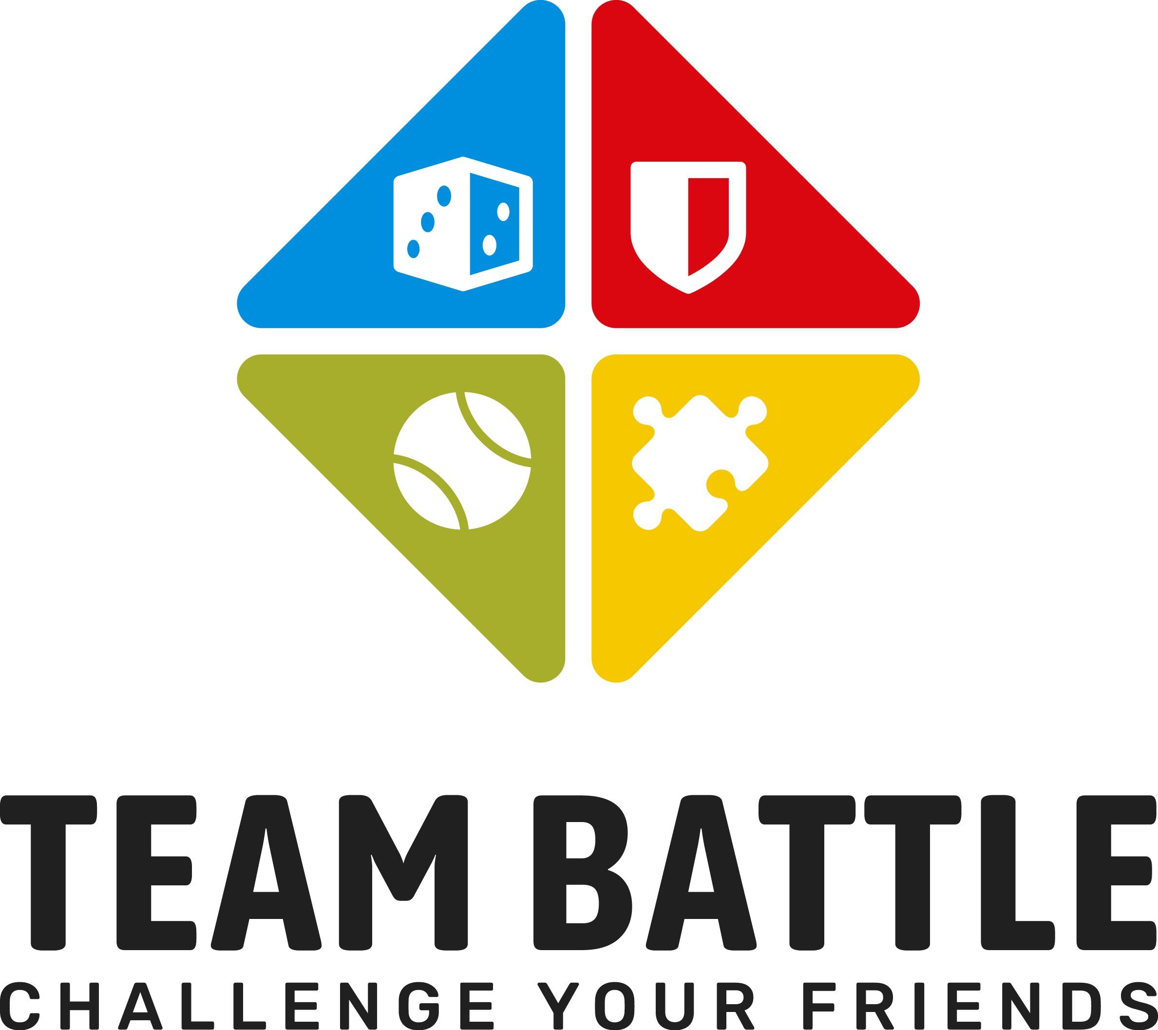 """Brand new logo for """"Team Battle"""""""