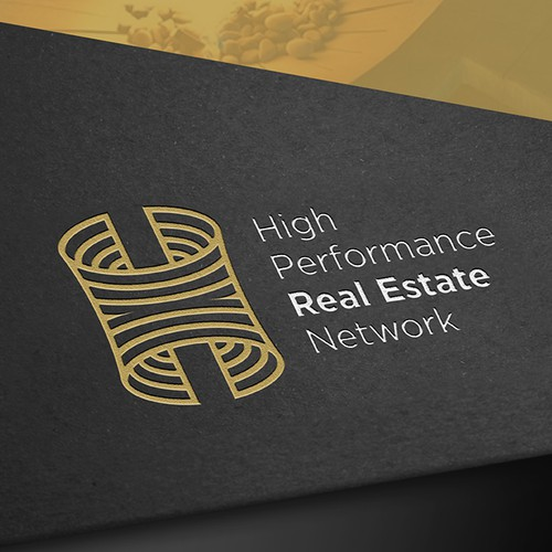 High Performance Real Estate Network logo contest