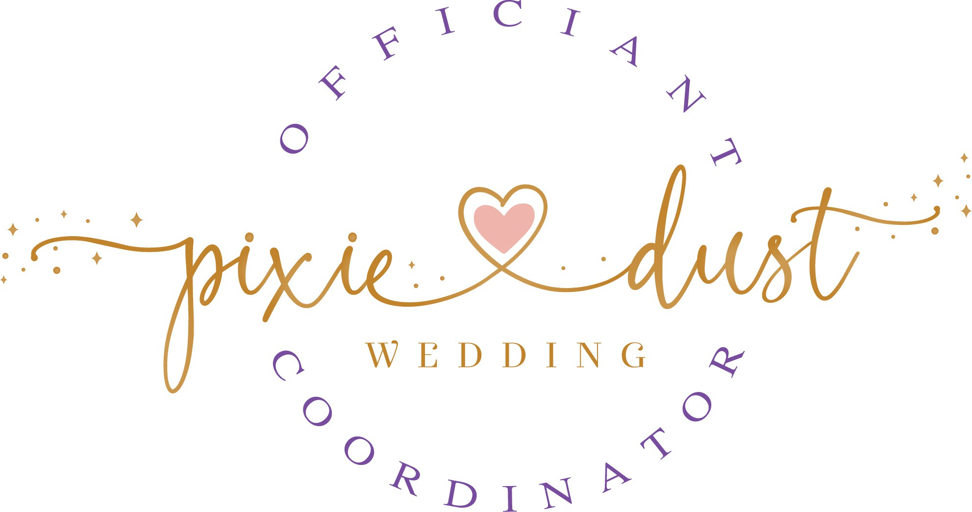 Wedding Officiant & Planner needs a elegant and magical logo