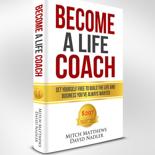 Ready to create a stunning book cover for a coaching organization?