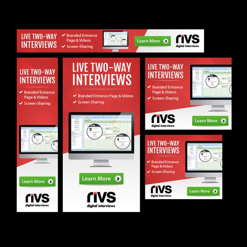 Ad Creation for Video Interview Provider