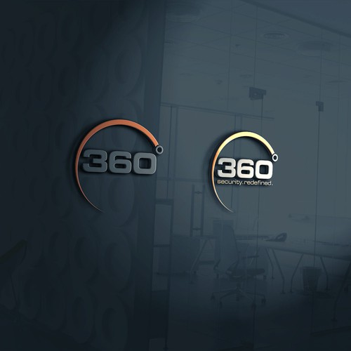 bold logo design for 360.