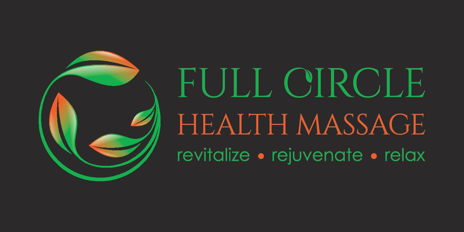 create enticing, embracing, healing, attraction for relaxation and revitalization for Full Circle Health Massage