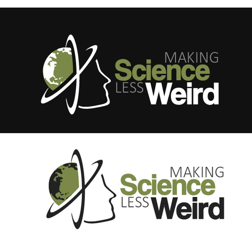 Design a logo. Advance science.
