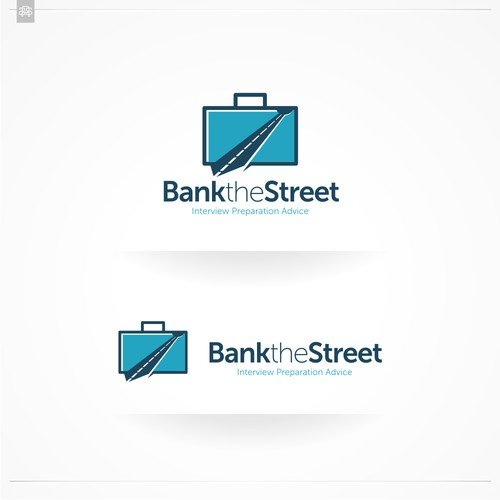 Logo concept for Bank The Street