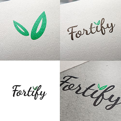 Logo for Fortify