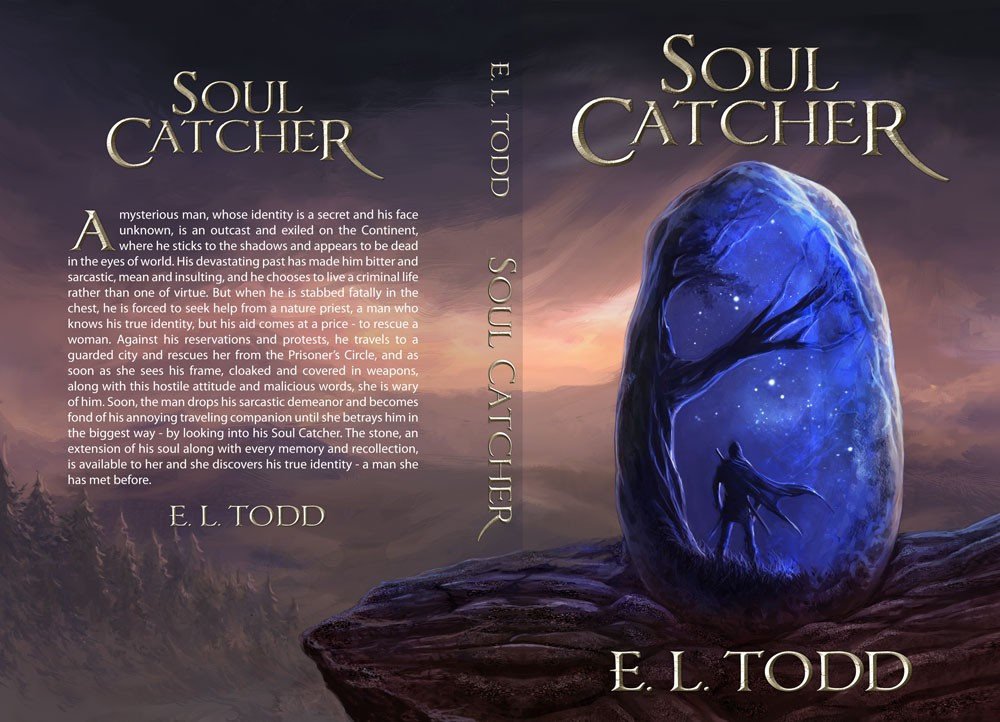 Help E. L. Todd with a new book or magazine cover