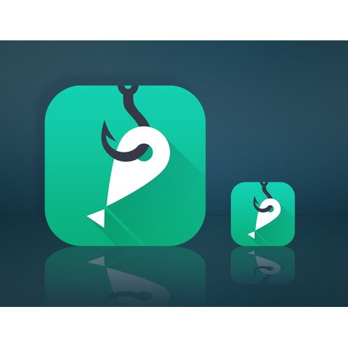 ICON for a recreational fishing App
