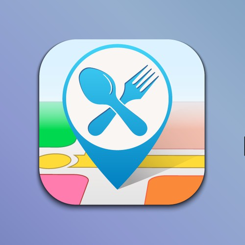 App Design for a social-food-network
