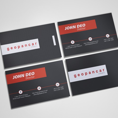 Business Card Design 002