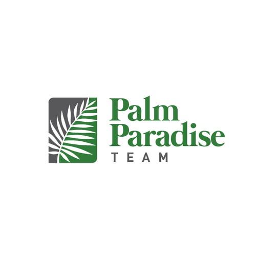 Palm Paradise Logo