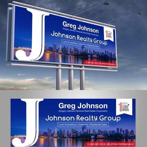 John Realty Group Billboard